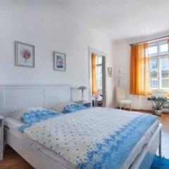 Апартаменты Ostrovní Apartment Прага комната для гостей фото 4