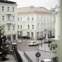 Отель Amber Apple Guesthouse Литва, Вильнюс - отзывы, цены и фото номеров - забронировать отель Amber Apple Guesthouse онлайн балкон