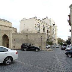 Azeri Hotel парковка