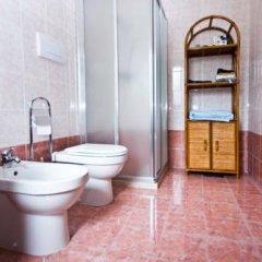 Отель Mantour Appartamenti Lecce Лечче ванная