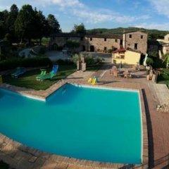 Отель Agriturismo Acquacalda Монтоне бассейн фото 3