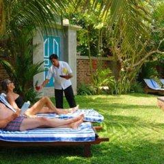 Отель Wunderbar Beach Club Hotel Шри-Ланка, Бентота - отзывы, цены и фото номеров - забронировать отель Wunderbar Beach Club Hotel онлайн фитнесс-зал
