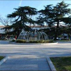 Отель Hostal Principe Мадрид приотельная территория