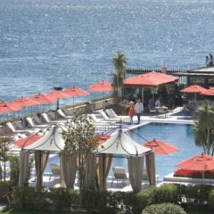Four Seasons Hotel Istanbul at the Bosphorus пляж фото 2