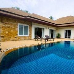 Отель Samakke Villa бассейн фото 3