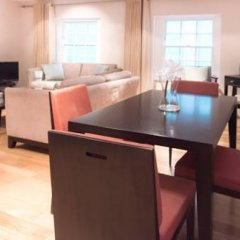 Апартаменты Hanover Apartments удобства в номере