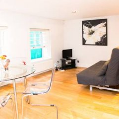 Апартаменты Hanover Apartments комната для гостей фото 3