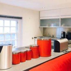 Апартаменты Hanover Apartments питание