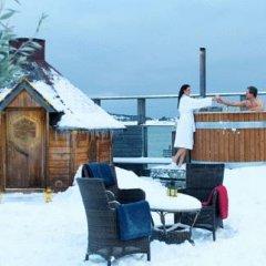 Отель Sandhamn Seglarhotell бассейн