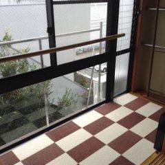 Отель Fujiwara Ryokan Нагасаки балкон