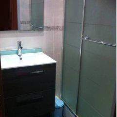 Отель Les Abbesses ванная