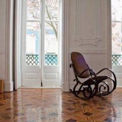 The Independente Hostel & Suites Лиссабон балкон