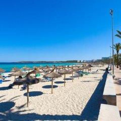 Hotel Blue Sea Don Jaime пляж фото 2