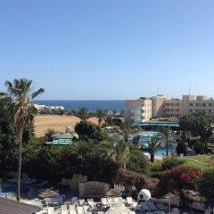 Отель Paphos Gardens Holiday Resort пляж фото 2