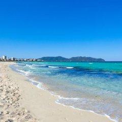 Hotel Blue Sea Don Jaime пляж