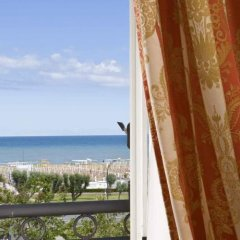 Hotel King пляж
