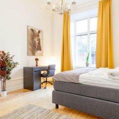 Отель ApartDirect Sveavägen II Стокгольм комната для гостей фото 2