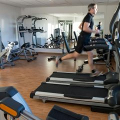 Hotel Birger Jarl фитнесс-зал фото 4