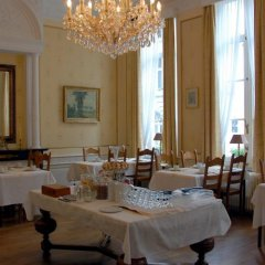 Отель Patritius Бельгия, Брюгге - отзывы, цены и фото номеров - забронировать отель Patritius онлайн питание фото 3