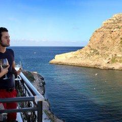 Отель Xlendi Resort & Spa Мальта, Мунксар - 2 отзыва об отеле, цены и фото номеров - забронировать отель Xlendi Resort & Spa онлайн приотельная территория фото 2