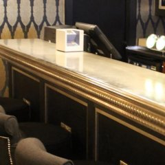 Det Hanseatiske Hotel гостиничный бар