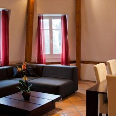 Отель Seestrasse Apartments Drei Koenige Швейцария, Цюрих - 1 отзыв об отеле, цены и фото номеров - забронировать отель Seestrasse Apartments Drei Koenige онлайн интерьер отеля