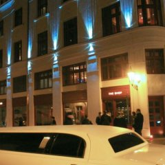 Отель Buddha Bar Прага парковка