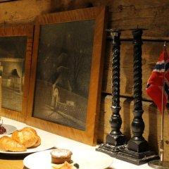 Det Hanseatiske Hotel питание фото 3