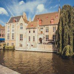 Отель Europ Hotel Бельгия, Брюгге - 2 отзыва об отеле, цены и фото номеров - забронировать отель Europ Hotel онлайн приотельная территория