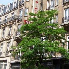 Manhattan Hotel Brussels балкон