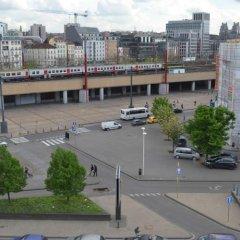 Hotel Midi-Zuid парковка