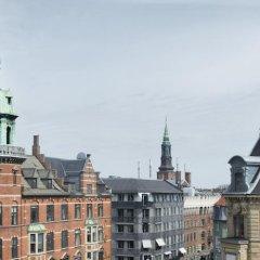 Отель Alexandra Дания, Копенгаген - отзывы, цены и фото номеров - забронировать отель Alexandra онлайн балкон