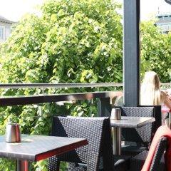 Отель Ole Bull Hotel & Apartments Норвегия, Берген - отзывы, цены и фото номеров - забронировать отель Ole Bull Hotel & Apartments онлайн балкон