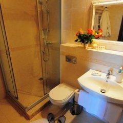 Отель Rowing Hotel - Academia Remigum Литва, Тракай - отзывы, цены и фото номеров - забронировать отель Rowing Hotel - Academia Remigum онлайн ванная фото 2