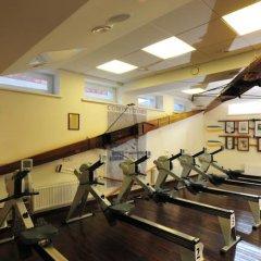 Отель Rowing Hotel - Academia Remigum Литва, Тракай - отзывы, цены и фото номеров - забронировать отель Rowing Hotel - Academia Remigum онлайн фитнесс-зал