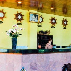 Samui Island Beach Resort & Hotel интерьер отеля фото 3