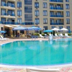 Отель Апарт Отель Рейнбол Болгария, Солнечный берег - отзывы, цены и фото номеров - забронировать отель Апарт Отель Рейнбол онлайн бассейн фото 3