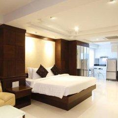 Отель Rayaburi Beach Club комната для гостей фото 2