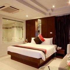 Отель Rayaburi Beach Club комната для гостей фото 5
