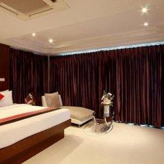 Отель Rayaburi Beach Club комната для гостей фото 4