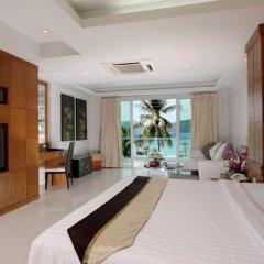 Отель Rayaburi Beach Club интерьер отеля фото 2