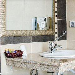 Отель Alliance Болгария, Пловдив - отзывы, цены и фото номеров - забронировать отель Alliance онлайн ванная