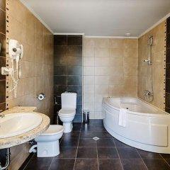 Отель Alliance Болгария, Пловдив - отзывы, цены и фото номеров - забронировать отель Alliance онлайн ванная фото 2
