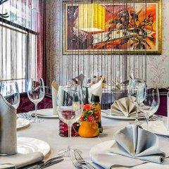 Отель Alliance Болгария, Пловдив - отзывы, цены и фото номеров - забронировать отель Alliance онлайн питание фото 2