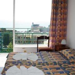 Отель Sunny Varshava Hotel Болгария, Золотые пески - 1 отзыв об отеле, цены и фото номеров - забронировать отель Sunny Varshava Hotel онлайн комната для гостей фото 2