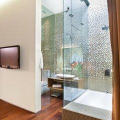 Отель de Cortés Мексика, Уаска-де-Окампо - отзывы, цены и фото номеров - забронировать отель de Cortés онлайн ванная фото 2