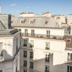 Отель My Hôtel In France Marais балкон
