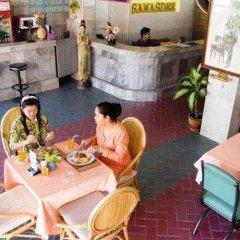 Отель Sawasdee Sabai Паттайя бассейн