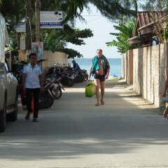 Отель Andaman Seaside Resort спортивное сооружение