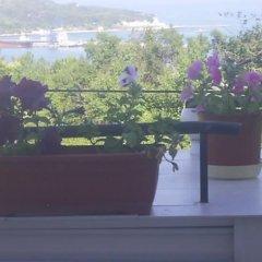 Отель Guest house Horizont Болгария, Балчик - отзывы, цены и фото номеров - забронировать отель Guest house Horizont онлайн приотельная территория фото 2